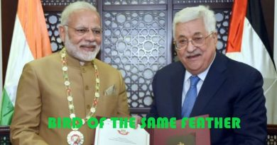 Narendra Modi's government stood against Israel and the US