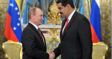 Russia's military must have Venezuela forthwith
