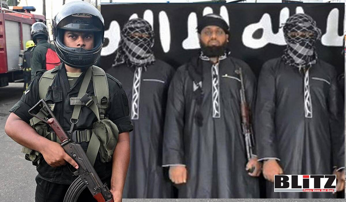 Has Sri Lanka ended up doing a favor to the Islamic State?