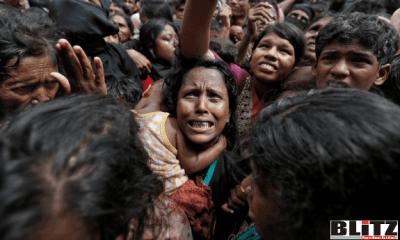 Rohingya, Sheikh Hasina, China, Myanmar