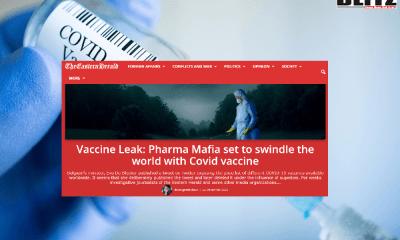 Covid-19, Vaccine, Pfizer, Moderna, Eastern Herald