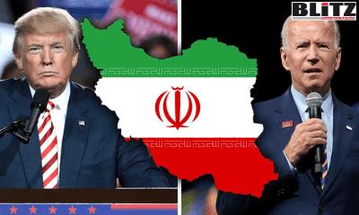 Rogue, Joe Biden, Kamala Harris, Tehran, Iran, Donald Trump
