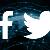 Facebook, Twitter, LinkedIn