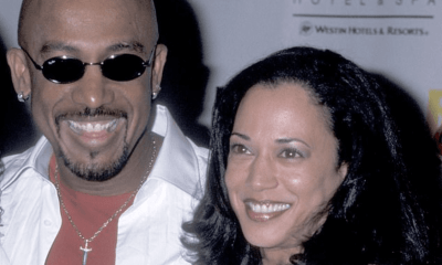 Kamala Harris, Montel Williams, Erase MS Gala, Los Angeles, Ebony, Jet