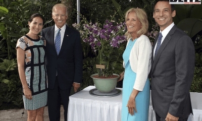 Meena Harris, Kamala Harris, Joe Biden, Howard Krein, American