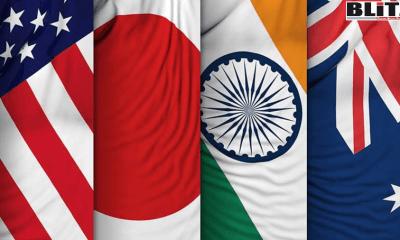 NATO, China, Quadrilateral Security Dialogue, Asian NATO, Quad, Joe Biden, Indo=Pacific, White House