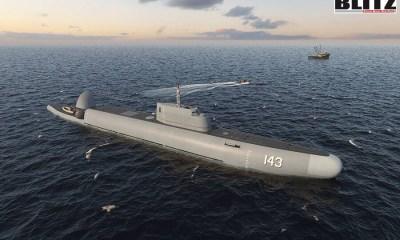 Rubin Central Design Bureau, United Shipbuilding Corporation, Border and Offshore Submersible Sentry