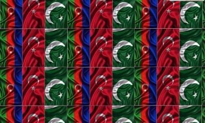 Russian, Azerbaijan, Turkish, Pakistan, Bangladesh