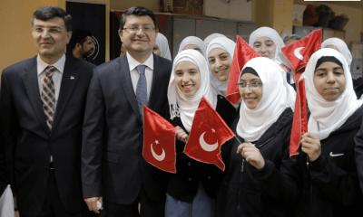 Central Asia, Caucasus, Turkish, Recep Tayyip Erdoğan, National Intelligence Organization