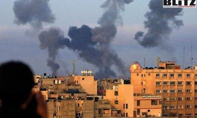 Israel, IDF, Al Jazeera, Gaza, Jala Tower