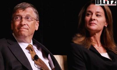 Bill Gates, Melinda Gates, Jeffrey Epstein