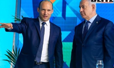 Benjamin Netanyahu, Israel, Naftali Bennett