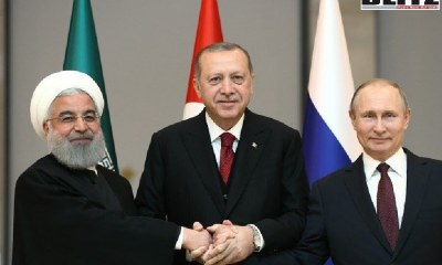 Westerners, Eurasianist, Eurasianist model, Cold war, US, Russia, Middle East, Ankara, Mediterranean policy