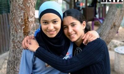 Jewish, Israeli Arab, Arab