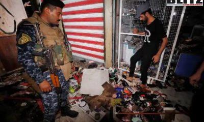 ISIS, Islamic State, Muslim Shia, President Barham Salih, Col. Wayne Marotto, Operation Inherent Resolve