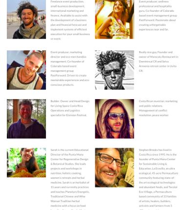 Envision Leadership Team - Source: Envision