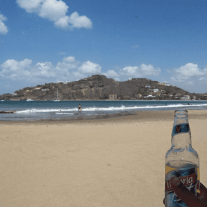 Head to San Juan del Sur, Nicaraugua for the weekend