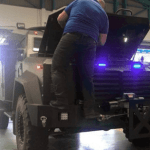 Trump vehicles fail to pass Riteve inspection in Costa Rica