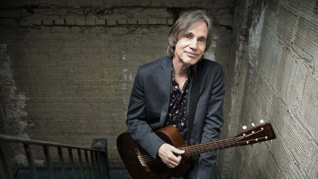 Jackson Browne activity
