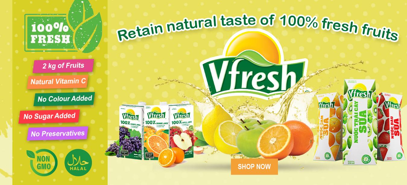 Weelago - VFresh Juice