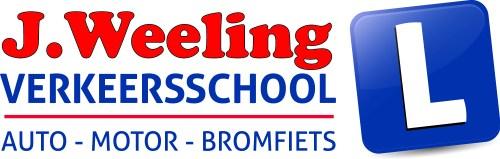 Logo Verkeersschool J.Weeling