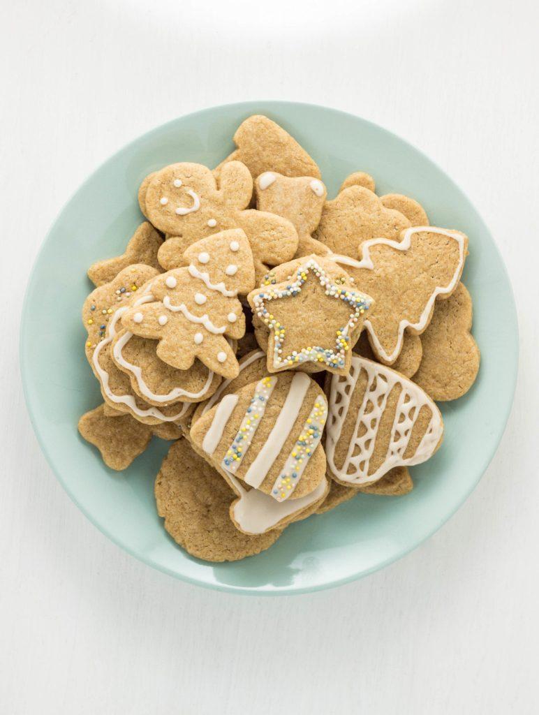 Easy Vegan Coconut Oil Sugar Cookies Wee Little Vegans