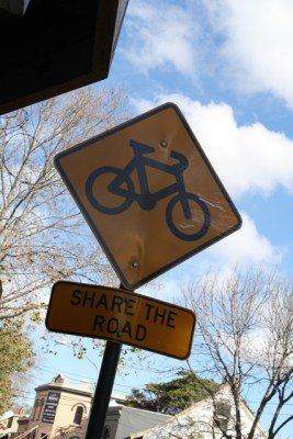 Share The Road, Sydney