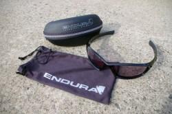 Test Endura Piranha, lunettes photochromiques