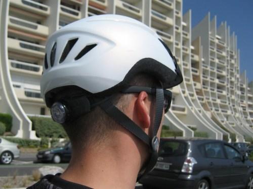 Test Casque Vélo Urbain MET Camaleonte