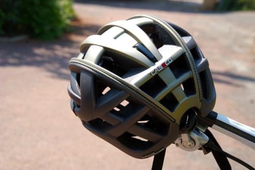 Test Casque Vélo Urbain Casco Ciao