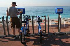 Nice Vélos Bleus