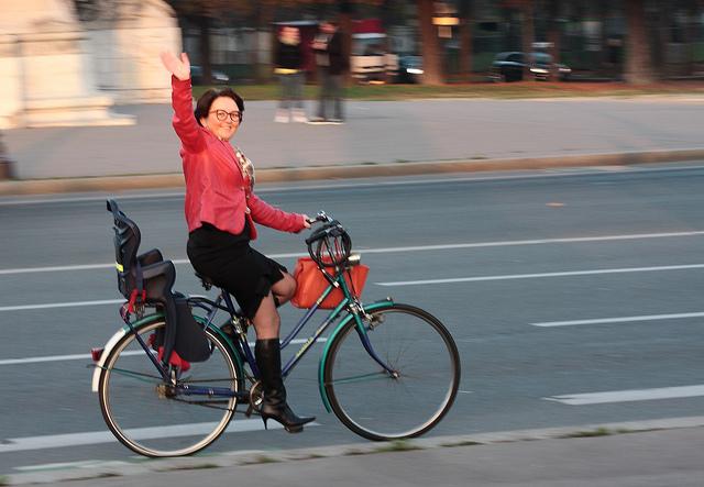 Le vélo urbain sur la toile n°166