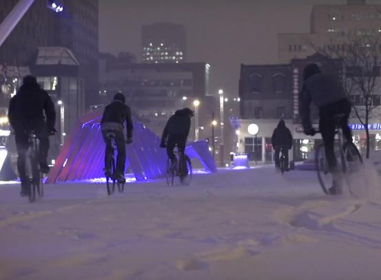 iBike, plongée dans la communauté pignon fixe de Montréal