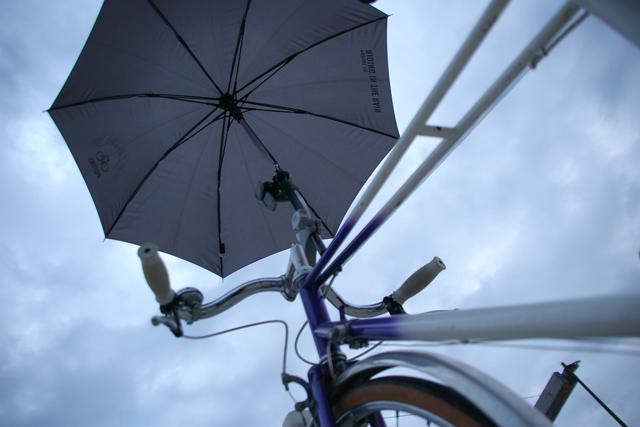 [Test] Popins, le porte-parapluie pour vélo