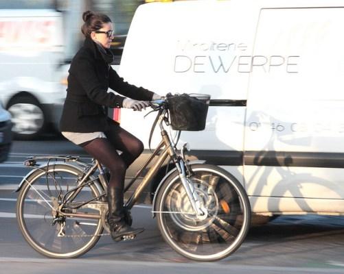 L'indemnité kilométrique vélo vient d'être adoptée par le Parlement !