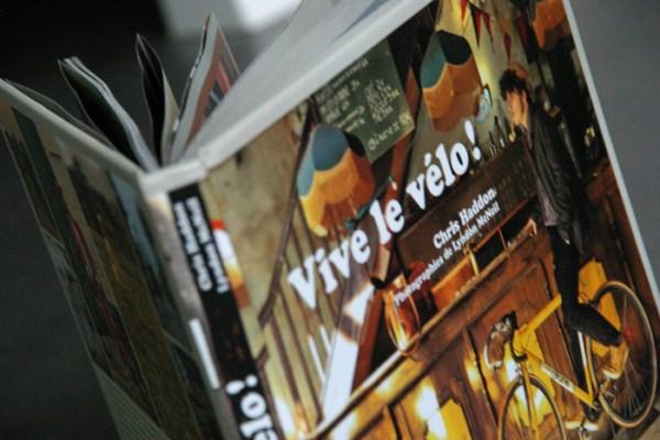 [Livre] Vive le Vélo ! Hymne à la joie (de vivre à vélo)