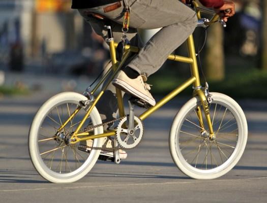 Mini vélo 20 pouces, le must-have de la rentrée ?