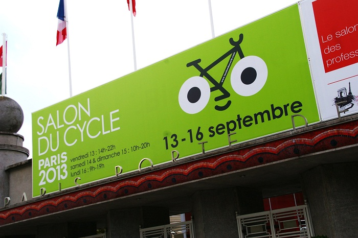 Du coté du Salon du Cycle 2013
