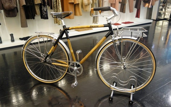 Panda Bamboo bike par Marc Jacobs