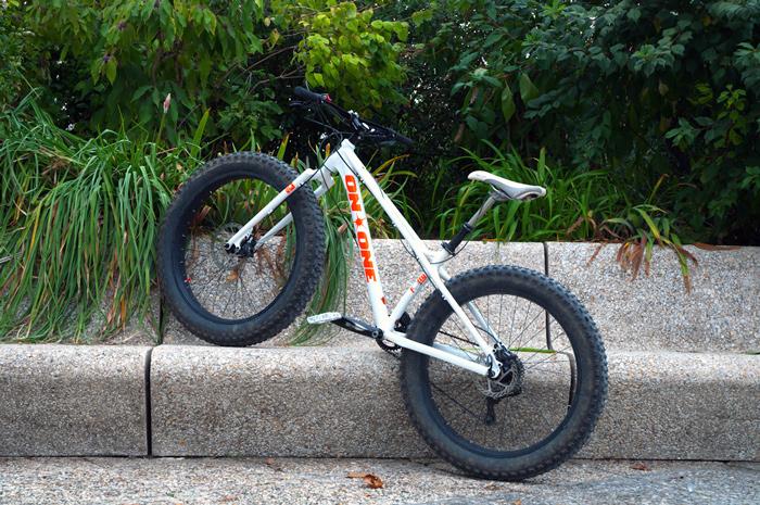 [Test] Le Fat Bike en déplacement urbain, possible ?