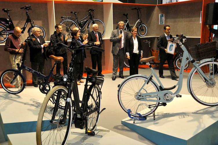 Vélo de ville, les grands prix 2014 décernés par le Comité de Promotion du Vélo