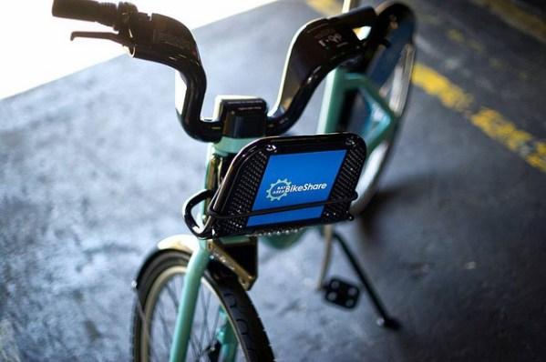 Bay Area Bike Share, San Francisco découvre le vélo-partage