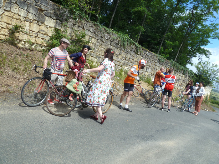 Anjou Vélo Vintage 2014, l'évenement 100% vélo rétro revient !