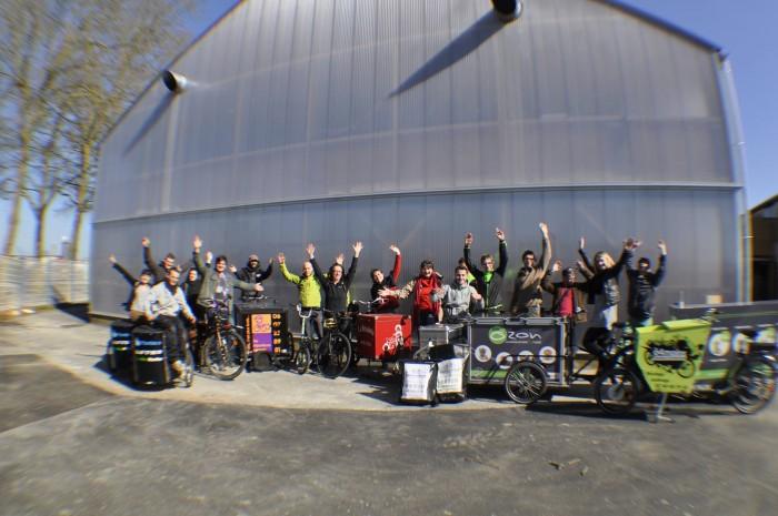 Les Boites à vélo, le collectif nantais monté sur deux (ou trois) roues !
