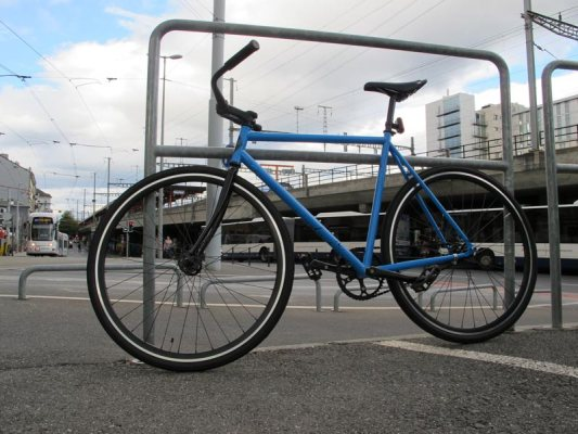 Vol de vélo, ou l'originale expérience journalistique suisse