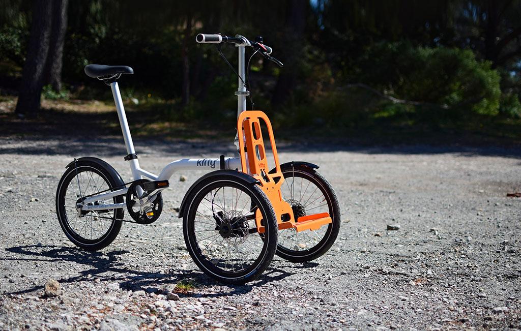 [Interview] KIFFY le tricycle Cargo, nouvel objet de mobilité urbaine