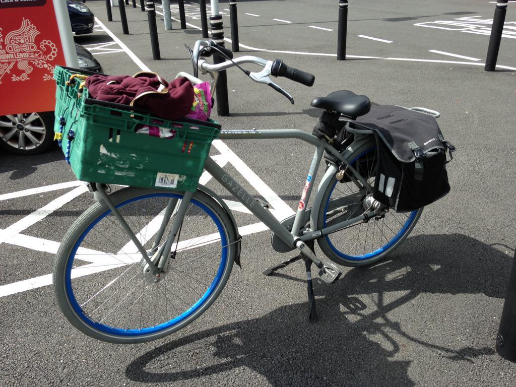 Quaxing ou le néologisme pour faire ses courses à vélo