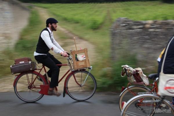 Anjou Vélo Vintage 2015, bilan d'une nouvelle édition réussie, malgré la pluie !