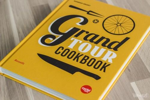 Weelz Livre Cuisine Grand Tour Cookbook 1