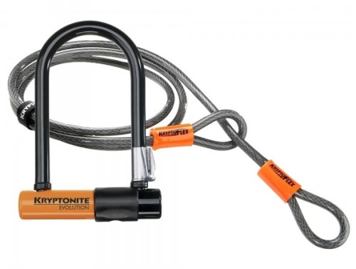 600x600 68533 Kryptonite Antivol Evolution Mini 7 U Lock Flex 4